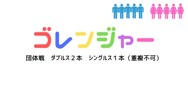 650×330 - 2019年8月11日(日)ゴレンジャー≪男子の部・女子の部≫