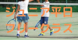 Jr平日フリークラス 300x152 - クラス紹介(ジュニア)