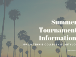 Summer Tournament Information 150x112 - 夏休み・お盆大会情報