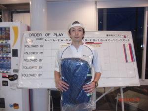 6.9SUNSET男子シングルス渡辺 1 300x225 - 6.9SUNSET男子シングルス渡辺