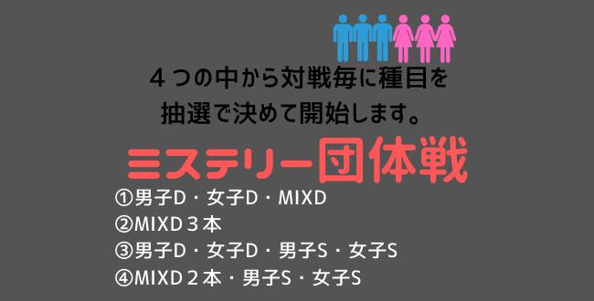 650×330 - 2020年7月24日(金・祝)ミステリー団体戦
